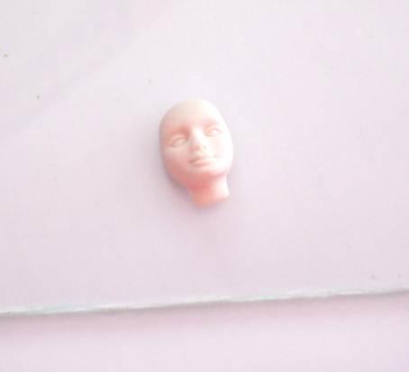 Лицо из глины