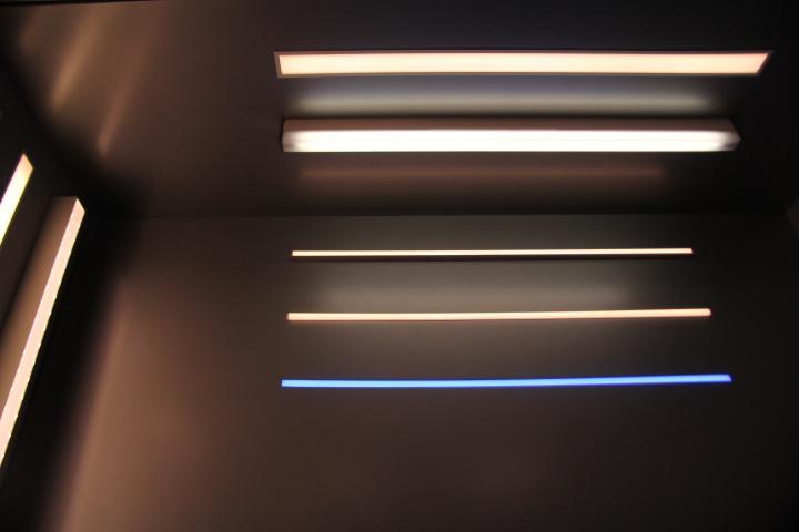 концептуальный свет