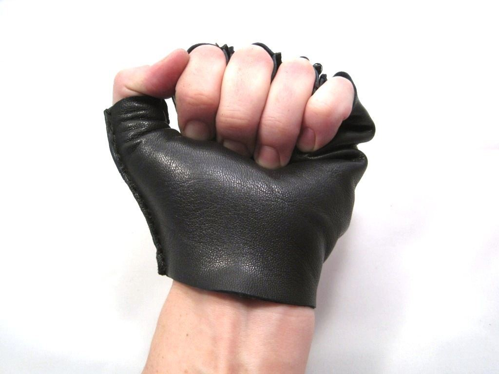 Перчатки своими руками