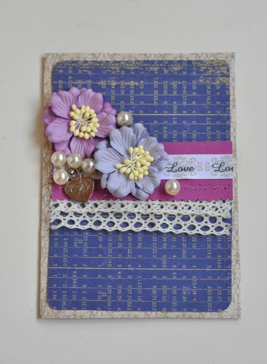 Бумажные розочки для скрапбукинга 193