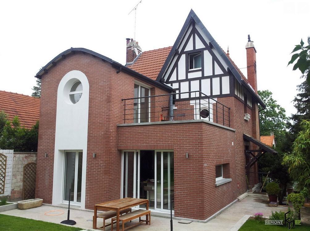 Какие материалы для фасада частного дома лучше использовать