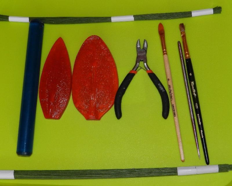 Инструменты для холодного фарфора