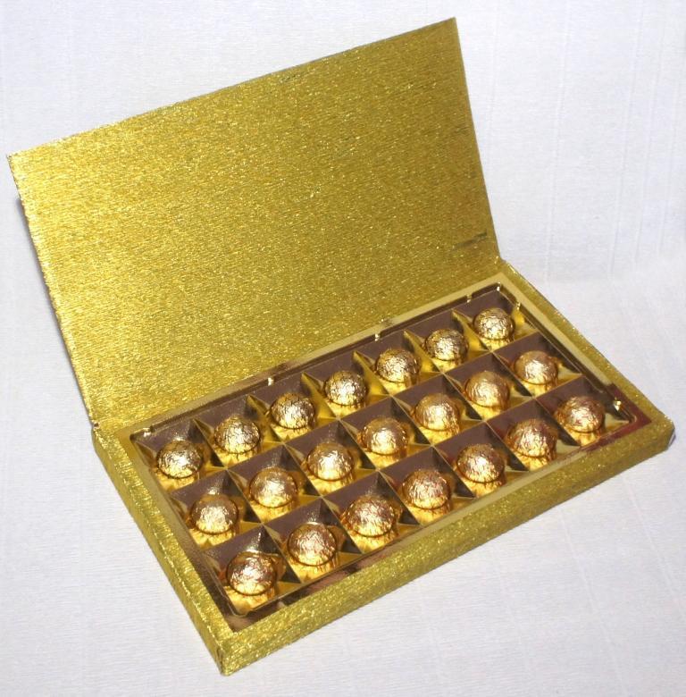 Золотые конфеты