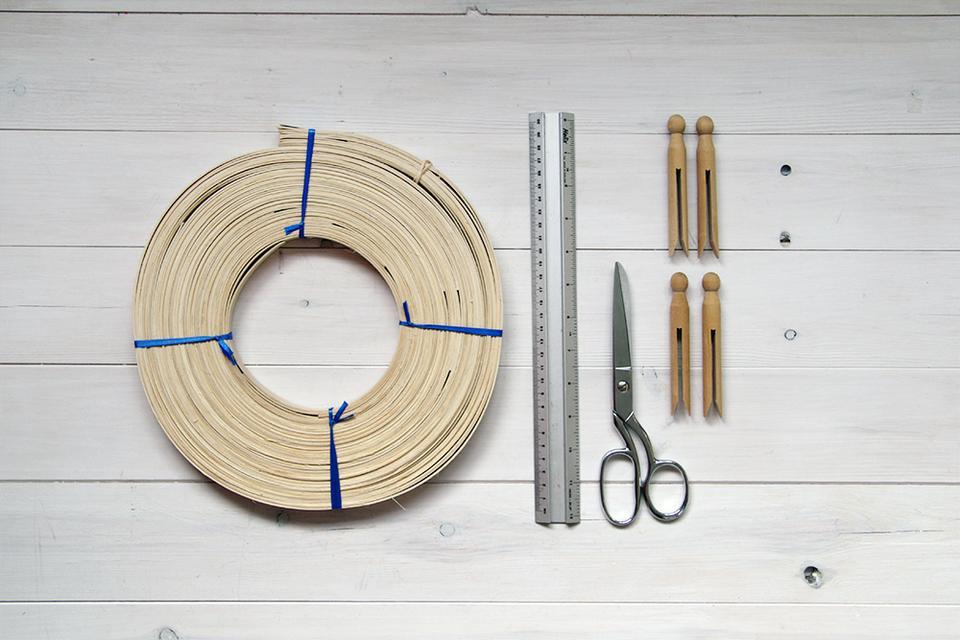 Материалы для плетения