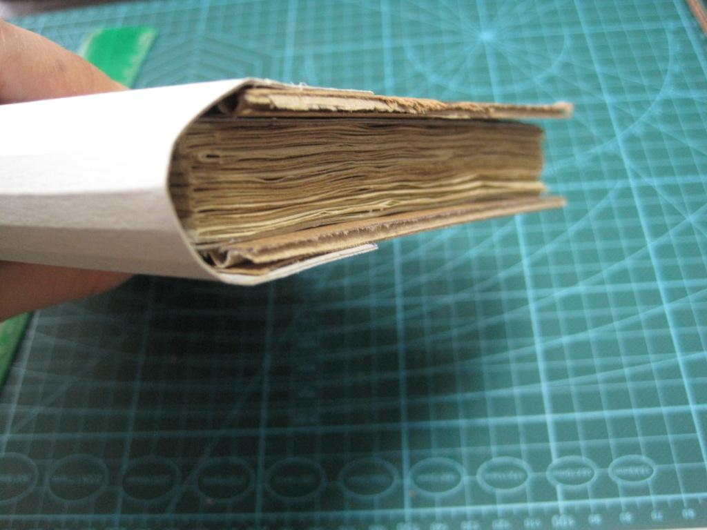 Листы для блокнота своими руками из 200