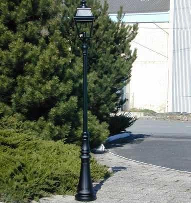 Классический фонарный столб