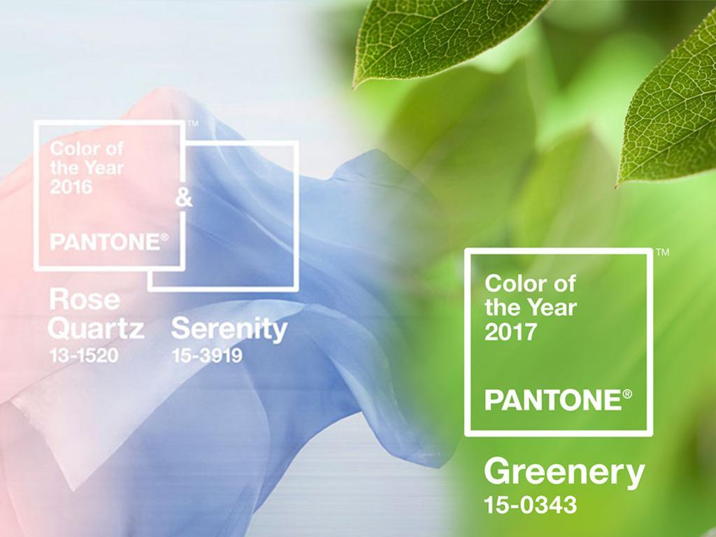 Цвет года Greenery вдизайне интерьера