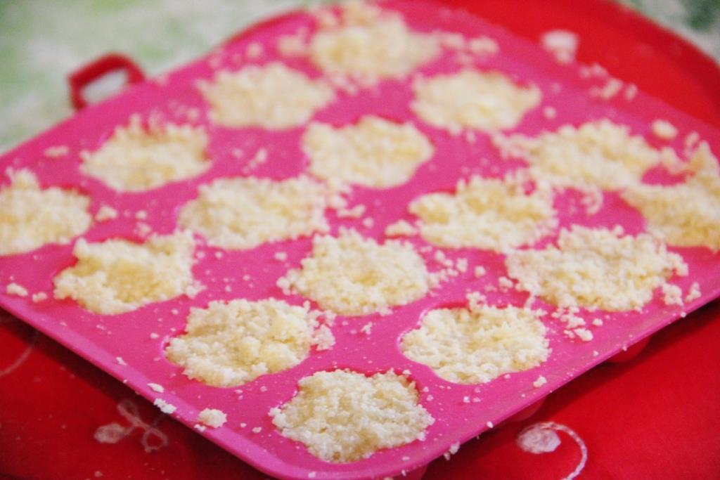 Конфеты из кунжута