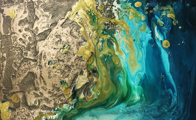 Краска жидкий металл