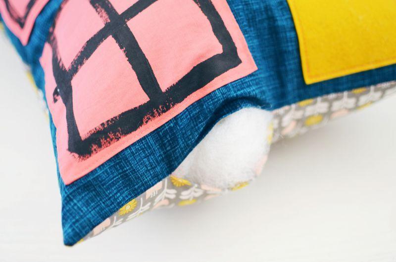Набивка подушки