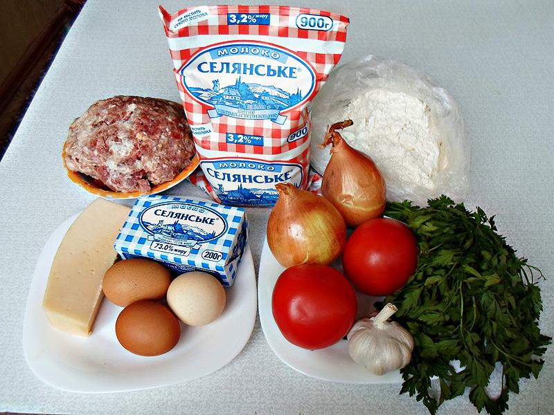 Лазанья рецепт с фото пошаговый в домашних