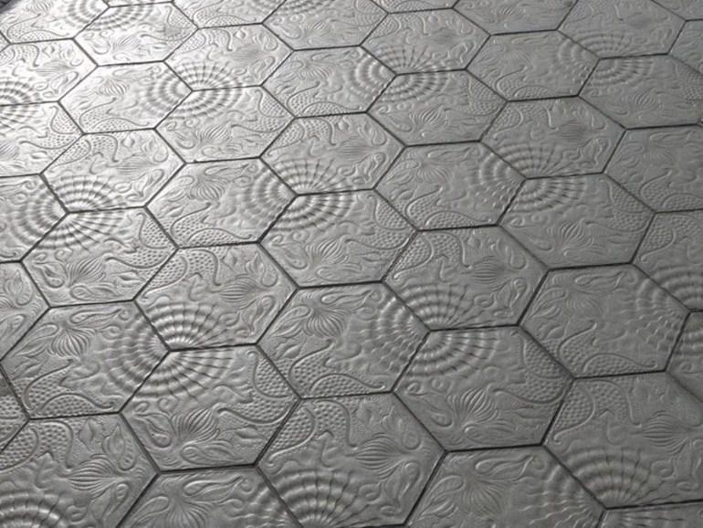 Рельефная плитка