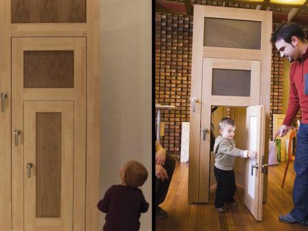 персональная дверь