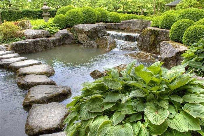 прудик для сада и огорода своими руками фото