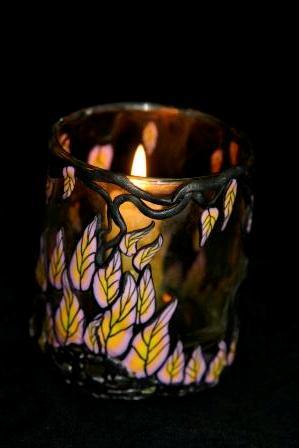 красивая ваза из глины фото