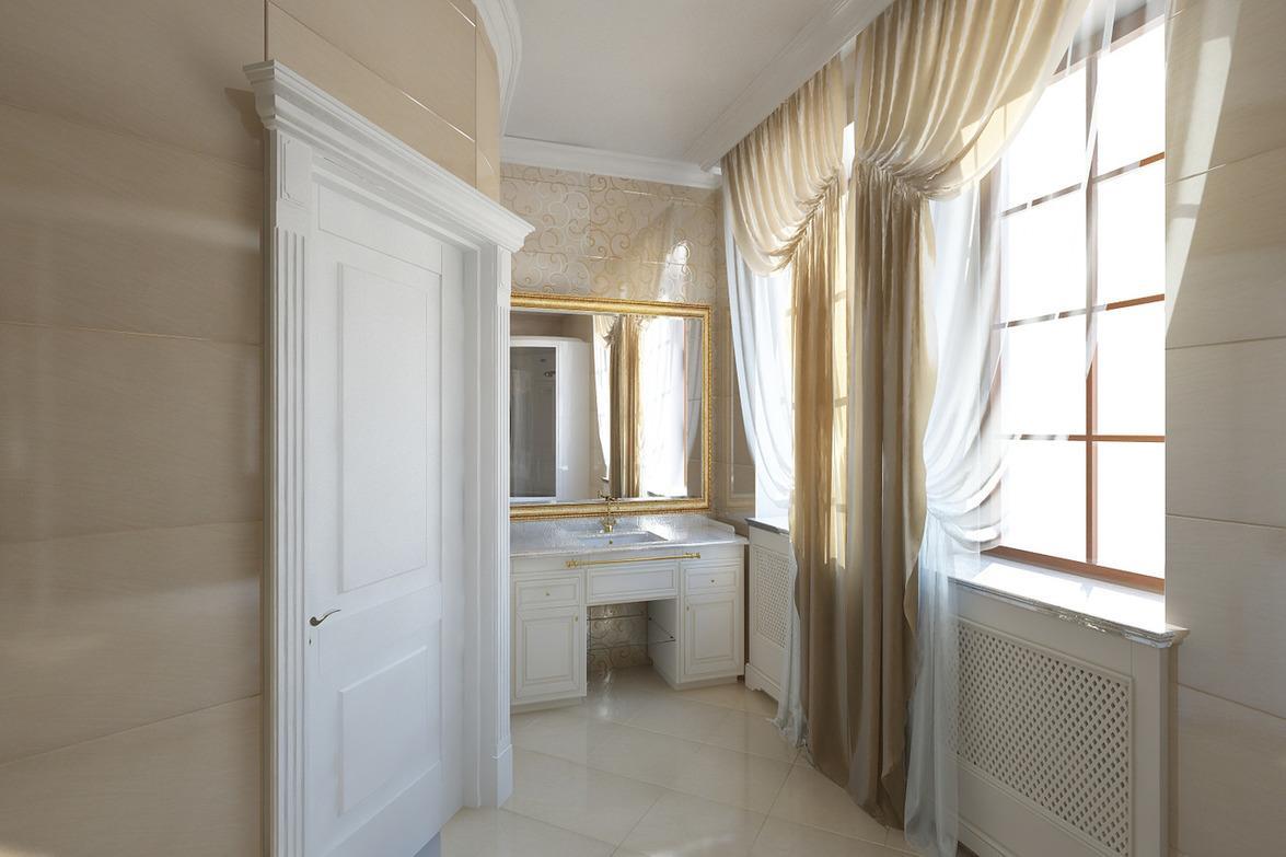 Как создать уютную ванную комнату