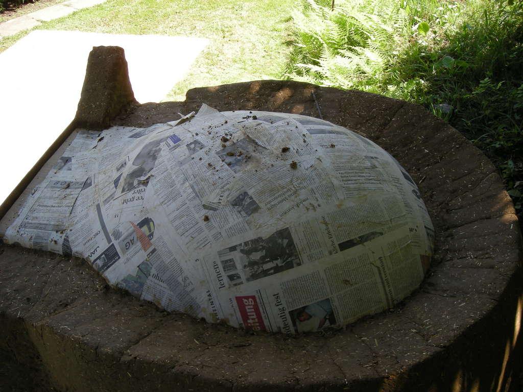 Помпейские печи из глины своими руками 513