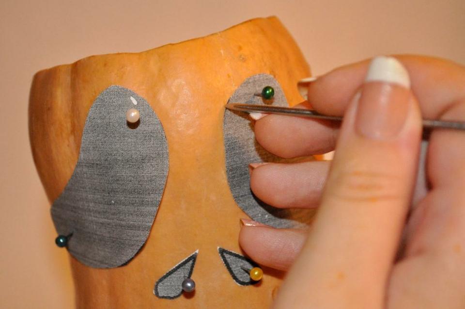 Как вырезать тыкву