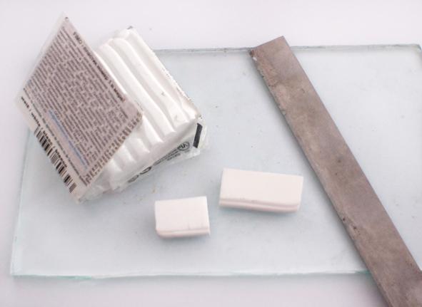 Полимерная глина запекаемая