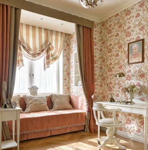 - Confectionner des rideaux originaux ...
