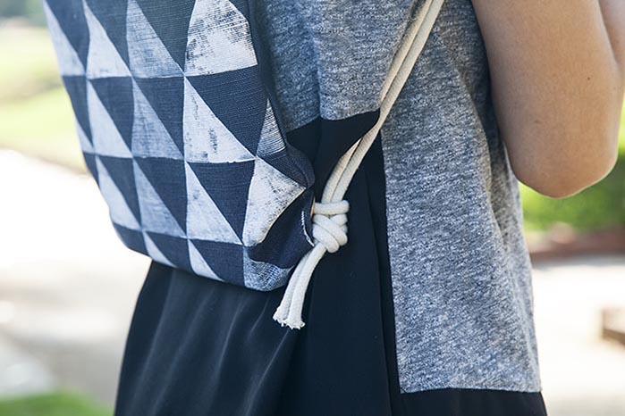 Как сшить небольшой рюкзак своими руками