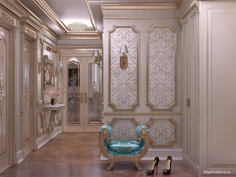 5правил создания современного интерьера встиле Барокко