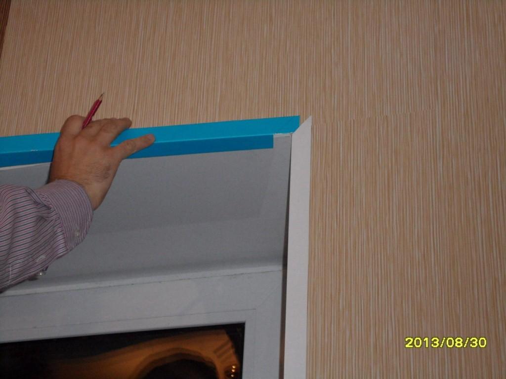 Сделать пластиковые уголки своими руками 54