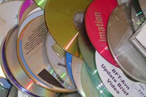 Хранение CD дисков