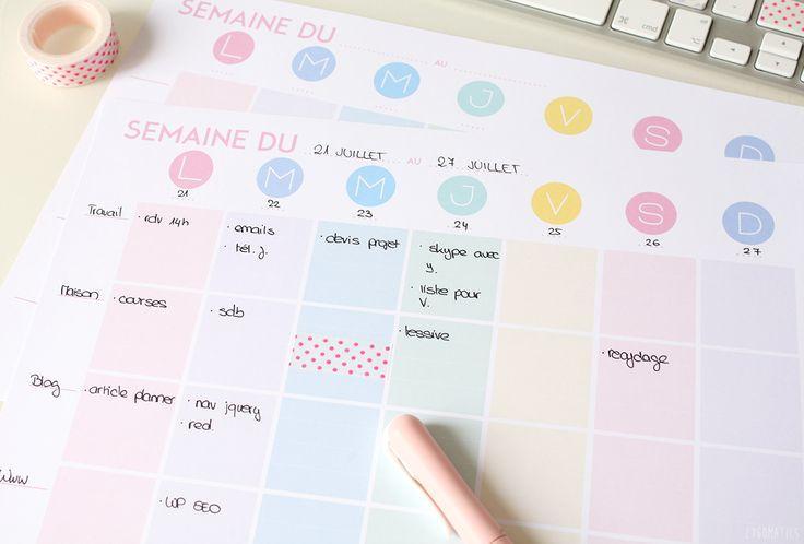 Планирование дня