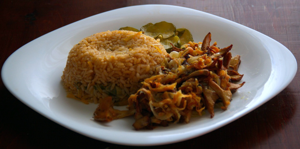 Рецепт куриного салата без майонеза