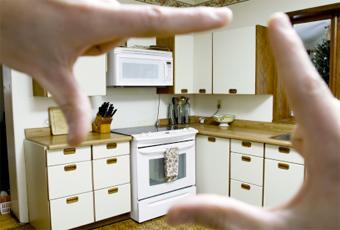 планировка кухни своими руками